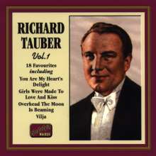 Richard Tauber: 18 Favourites, CD