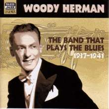 Woody Herman (1913-1987): The Band That Plays The Blues, CD