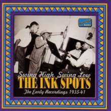 Ink Spots: Swing High - Swing Low / The Early Recordings 1935-1941, CD