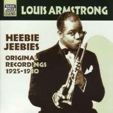 Louis Armstrong (1901-1971): Heebie Jeebies, CD