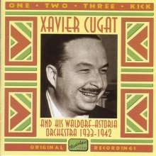 Xavier Cugat (1900-1990): One,Two,Three,Kick - Originalaufnahmen 1933 - 1942, CD