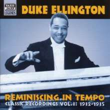 Duke Ellington (1899-1974): Reminiscing In Tempo, CD