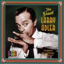 Larry Adler: The Great Larry Adle, CD