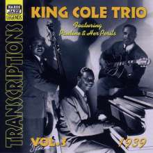 Nat King Cole (1919-1965): The King Cole Trio Transcriptions Vol. 3, CD
