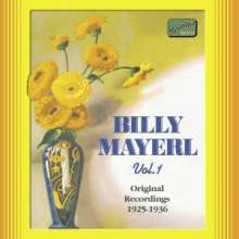 Billy Mayerl: Original Recordings Vol. 1, CD