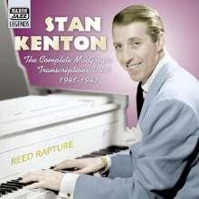 Stan Kenton (1911-1979): Reed Rapture, CD