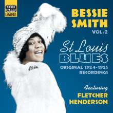 Bessie Smith: St. Louis Blues Vol. 2, CD