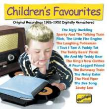 Children's Favourites, CD