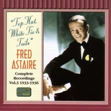 Fred Astaire: Top Hat, White Tie And Tails Vol. 3, CD