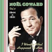 Noel Coward (1899-1973): I Wonder What Happened To Him, CD