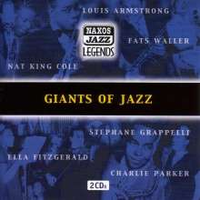 Giants Of Jazz, 2 CDs
