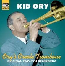 Kid Ory (1886-1973): Ory's Creole Trombone, CD