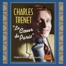 Charles Trenet: Le Coeur De Paris, CD