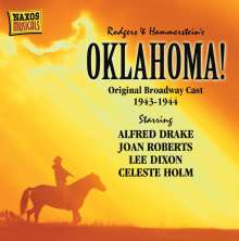 Oklahoma! Original Cast, CD
