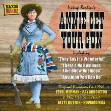 Irving Berlin: Annie Get Your Gun, CD