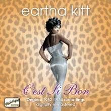 Eartha Kitt: C'est Si Bon, CD