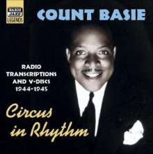 Count Basie (1904-1984): Circus In Rhythm, CD
