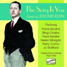 The Song Is You-Songs Of Jerome Kern, CD