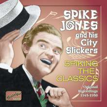 Spike Jones: Spiking The Classics, CD