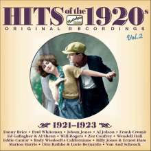 Hits Of The 1920s Vol. 2, CD