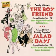 The Boy Friend / Salad Days, CD