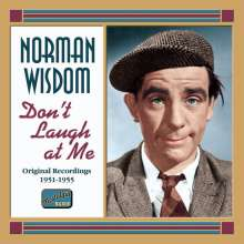 Norman Wisdom: Don't Laugh At Me, CD