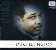 Duke Ellington (1899-1974): Introducing Duke Ellington, 3 CDs