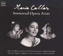 Maria Callas  - Immortal Opera Arias, 3 CDs