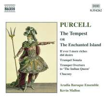 Henry Purcell (1659-1695): The Tempest (Bühnenmusik), CD