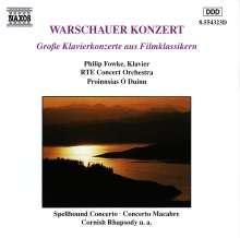 Warschauer Konzert - Große Klavierkonzerte aus Filmklassikern, CD