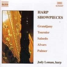 Judy Loman - Harp Showpieces, CD