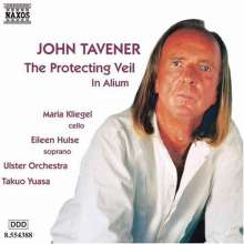 John Tavener (1944-2013): The Protecting Veil f.Cello & Streicher, CD