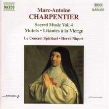 Marc-Antoine Charpentier (1634-1704): Marien-Motetten, CD