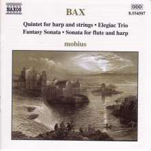 Arnold Bax (1883-1953): Kammermusik, CD