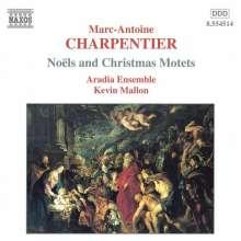 Marc-Antoine Charpentier (1634-1704): Weihnachtsmotetten Vol.1, CD