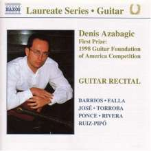 Denis Azabagic,Gitarre, CD