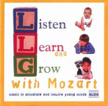 Wolfgang Amadeus Mozart (1756-1791): Listen, Learn And Grow, 2 CDs