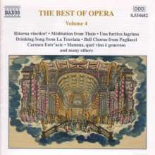 Best of Opera Vol.4, CD