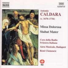 Antonio Caldara (1671-1736): Stabat Mater, CD