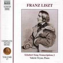 Franz Liszt (1811-1886): Klavierwerke Vol.17, CD
