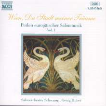 Salonorchester Schwanen - Perlen europäischer Salonmusik 1, CD