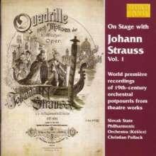 Johann Strauss II (1825-1899): Potpourris Vol.1, CD