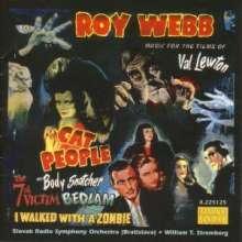 Roy Webb (1888-1982): Filmmusik (für die Filme von Val Lewton), CD