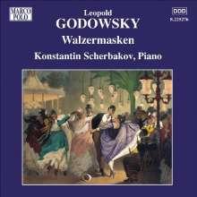 Leopold Godowsky (1870-1938): Klavierwerke Vol.10, CD