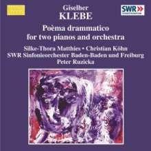 Giselher Klebe (geb. 1925): Klavierwerke Vol.2, CD