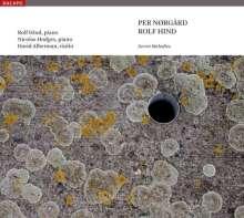Per Nörgard (geb. 1932): Unendlicher Empfang für 2 Klaviere, CD