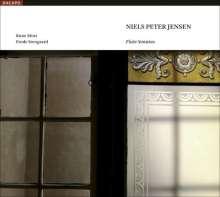 Niels Peter Jensen (1802-1846): Flötensonaten op.6 & 18, CD