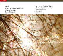 Johan Peter Emilius Hartmann (1805-1900): Volvens Spadom op.71, CD
