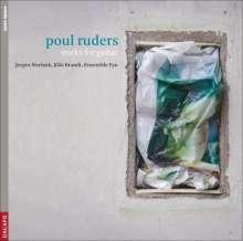 Poul Ruders (geb. 1949): Werke für Gitarre, CD