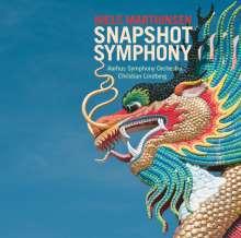 "Niels Marthinsen (geb. 1963): Symphonie Nr.2 ""Snapshot Symphony"", CD"
